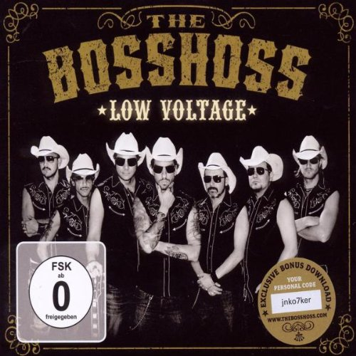 BOSSHOSS,THE LOW VOLTAGE (DELUXE EDITION)