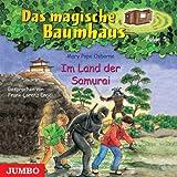 Das magische Baumhaus 05. Im Land der Samurai. CD