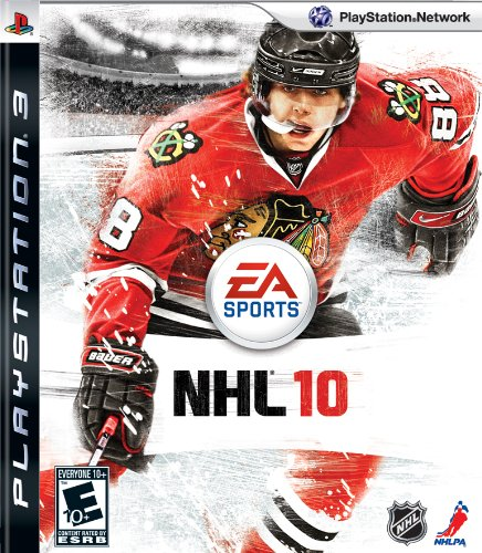 NHL 10 - Playstation 3 - 1
