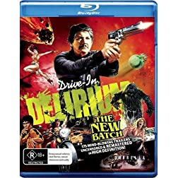 Drive in Delirium: the New Batch [Blu-ray]