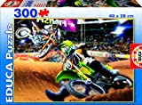 Educa Borras Motocross Puzzle (300 Pieces)