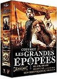 echange, troc Grandes épopées : Black Death + Beowulf - La légende viking + Les Chroniques du Dragon