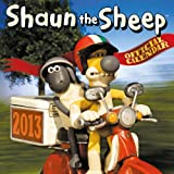 Official Shaun the Sheep 2013 Calendar
