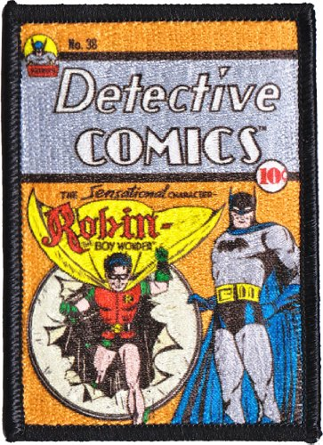 Application DC Comics Originals Detective Comics Robin Patch