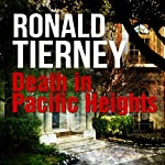 Death in Pacific Heights: Paladino and Lang Series, Book 1 (       UNABRIDGED) by Ronald Tierney Narrated by Katherine Fenton