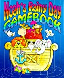 Noahs Rainy Day Game Book with Pens/Pencils