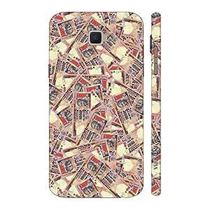 Enthopia Designer Hardshell Case No Money No Honey Back Cover for Samsung Galaxy On5