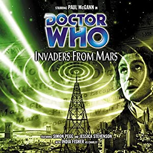 Doctor Who - Invaders from Mars | Livre audio
