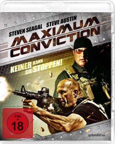 Maximum Conviction [Blu-ray]