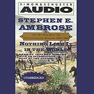 Nothing Like It in the World Audiobook