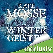 Wintergeister Hörbuch von Kate Mosse Gesprochen von: Reinhard Kuhnert
