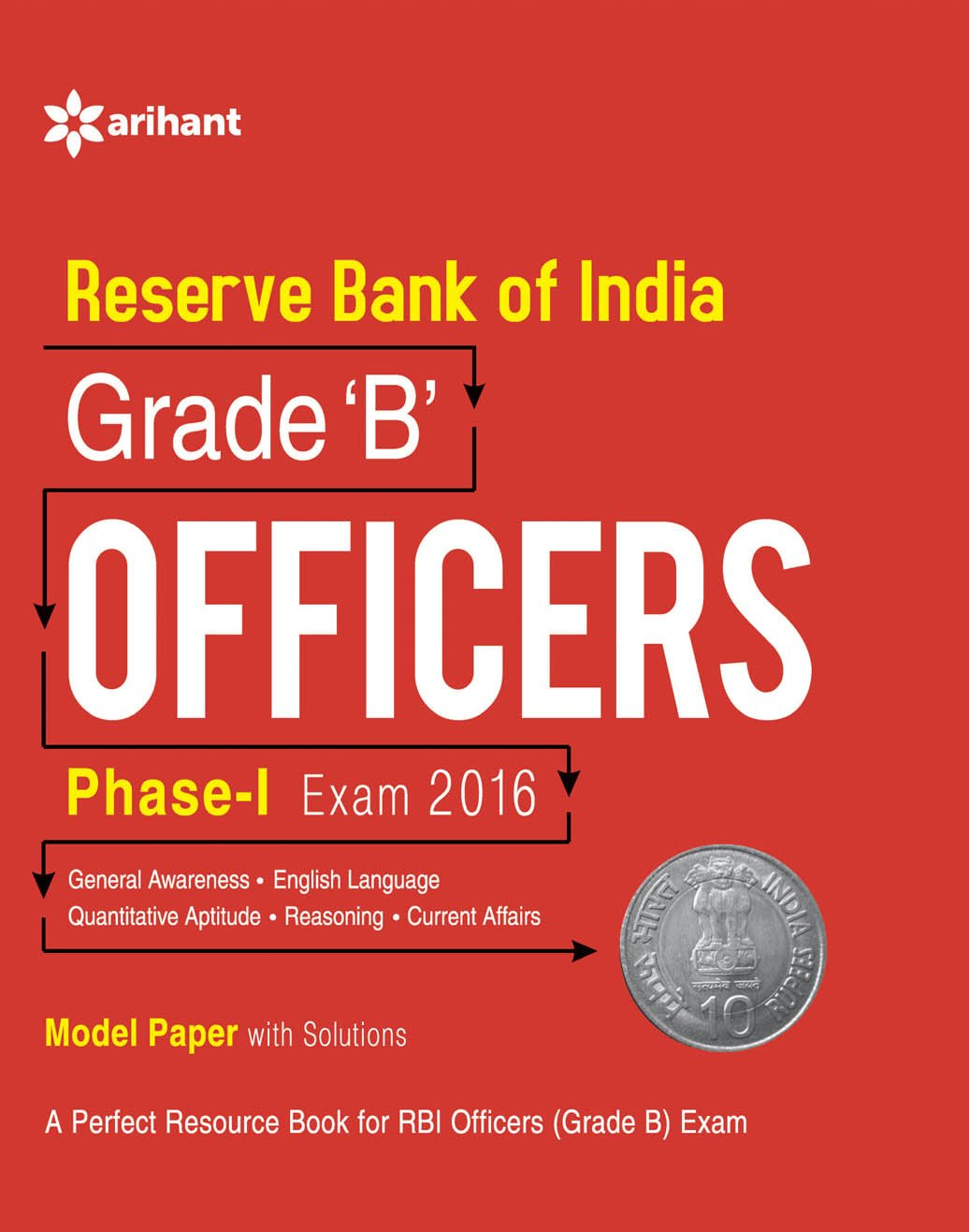 amazon in buy rbi grade b officers online exam phase 1 reserve bank of grade b officers phase 1 exam 2016