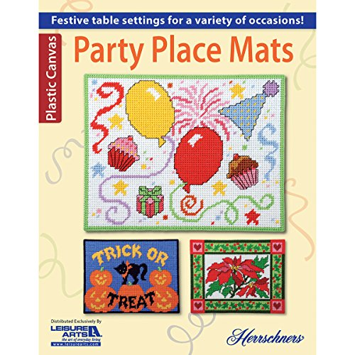 Leisure Arts Party Place Mats - 1