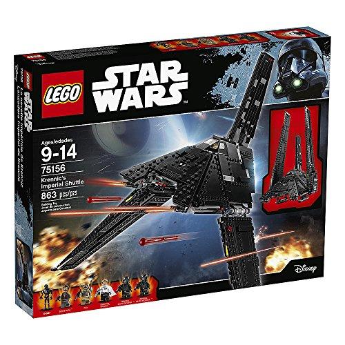LEGO Disney Star Wars Krennic's Imperial Shuttle #75156