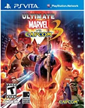 Ultimate Marvel vs Capcom 3 - PlayStation Vita