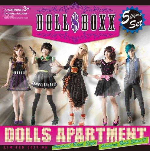 ドールズ・アパートメント(初回限定盤)(DVD付)