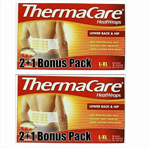 thermacare-lower-back-hip-heat-wraps-large-xl-2-1-bonus-boxes-pack-of-2