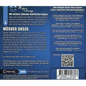 Morgan & Bailey 03: Mörder unser (Morgan & Bailey - Mit Schirm, Charme und Gottes Segen)