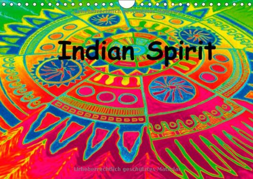Indian Spirit - Magazine cover