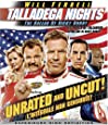 Talladega Nights: The Ballad of Ricky Bobby (Unrated and Uncut) [Blu-ray] (Bilingual)