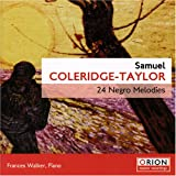 WALKER, FRANCES - SAMUEL COLERIDGE-TAYLOR-24 NEGRO SPIRITU