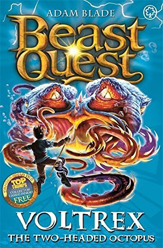 Beast Quest: 58: Voltrex the Two-headed Octopus by Adam Blade (2014-10-01) (Beast Quest Voltrex compare prices)