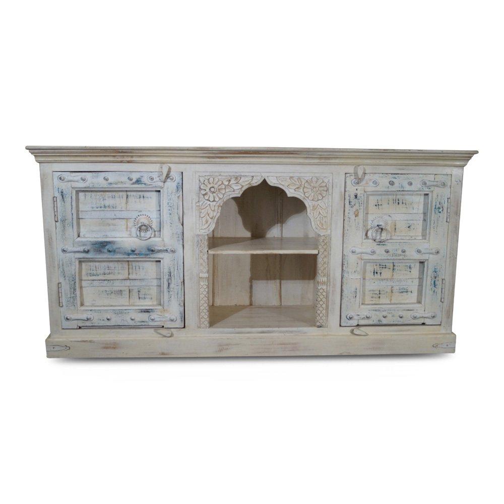 Sideboard – Kommode – Schrank Akuti, Indisch, Orientalisch, Old Door, Shabby Chic