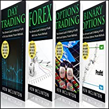 Trading: Day Trading, Forex, Options Trading, Binary Options Audiobook by Ken McLinton Narrated by C.J. McAllister