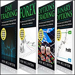 Trading: Day Trading, Forex, Options Trading, Binary Options Audiobook