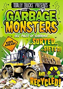 Totally Trucks: Garbage Monsters
