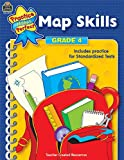 Map Skills Grade 4 (Practice Makes Perfect (Teacher Created Materials))