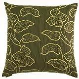Van Ness Studio Lyric Transitional Decorative Throw Pillow, Green