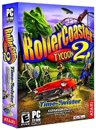 RollerCoaster Tycoon 2: Time Twister Expansion Pack
