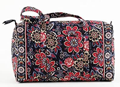 Bella Taylor Serafina Quilted Cotton Duffle Bag