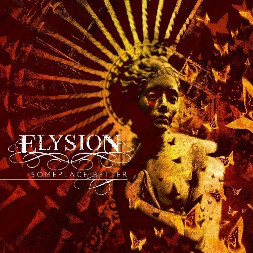 Someplace Better by Elysion (2014) Audio CD