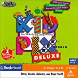 Product B00005JDNV - Product title Kid Pix Studio Deluxe (Jewel Case)