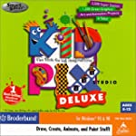 Kid Pix Studio Deluxe (Jewel Case)