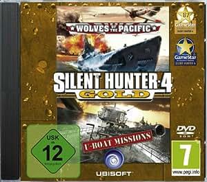 Silent Hunter 4 Gold [Software Pyramide]