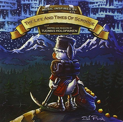 Life & Times of Scroogee by Tuomas Holopainen (2014-08-03)