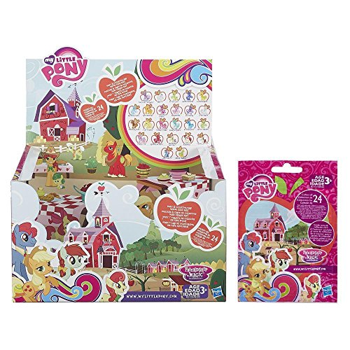 My Little Pony Wave 13 Friendship is Magic Sweet Apple Acres Collection Blind Bag Figures - Full Box of 24 (Mlp Cherry Pie compare prices)