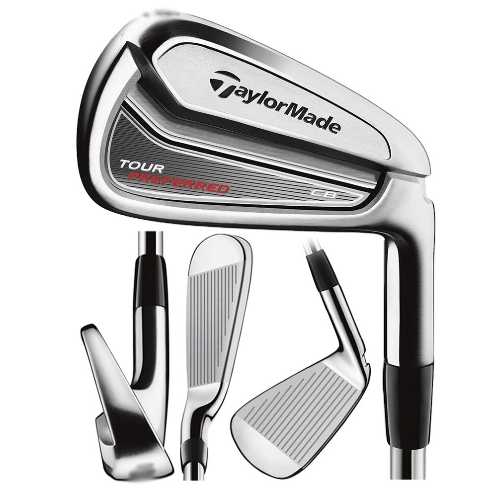 New Taylormade 2014 Tour Preferred Cb 6 Piece Iron Set Steel