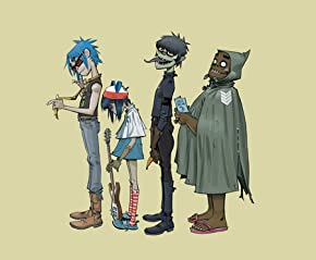 Image of Gorillaz