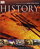 History: The Definitive Visual Guide (1409331806) by Hart-Davis, Adam