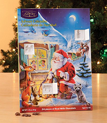 Miles kimball chocolate advent calendar food beverages Advent calendar non chocolate