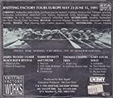 Knitting Factory Tours Europe