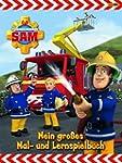 Feuerwehrmann Sam Malbuch: Mein gro�e...