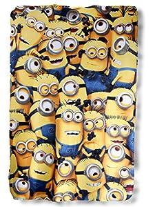 Sea of Minions Fleece Blanket
