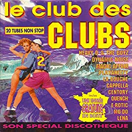 Le Club Des Clubs Vol 2 [Import anglais]