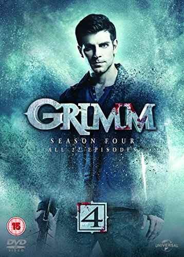 GRIMM:SEASON 4 [Reino Unido] [DVD]