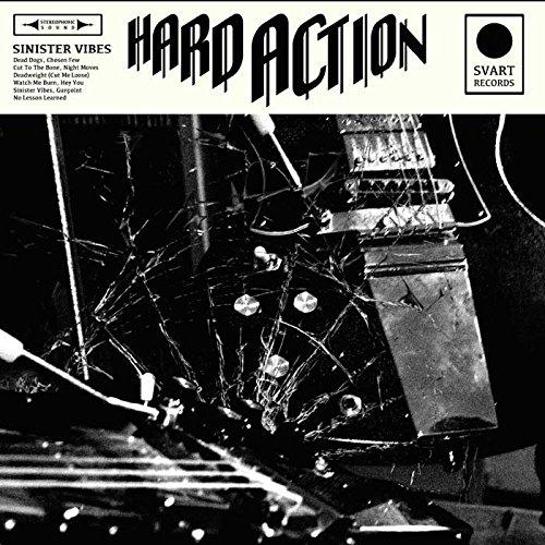 Hard Action – Sinister Vibes – CD – FLAC – 2015 – NBFLAC